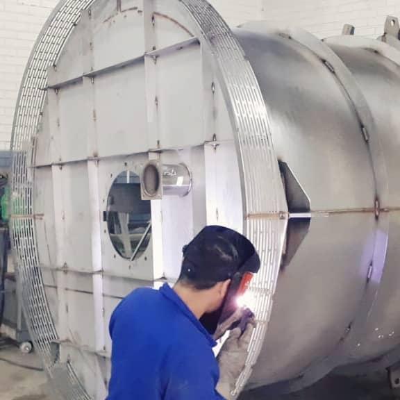 Maquinas Fabricação e montagem